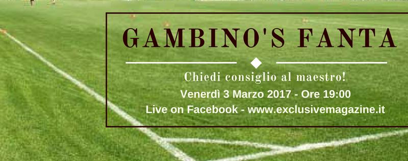 Gambino's Fantacalcio
